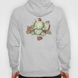 Happy Cute Elephant Hoody