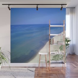 Beach Side View Wall Mural