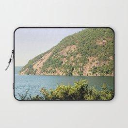 Roger's Rock on Lake George Laptop Sleeve