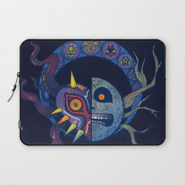 Bosses Remains Laptop Sleeve