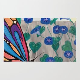 Butterfly Kisses Rug
