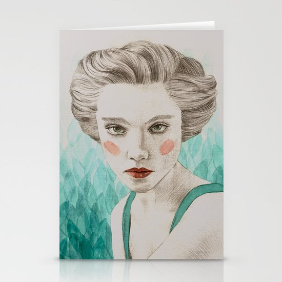 Hera Stationery Cards