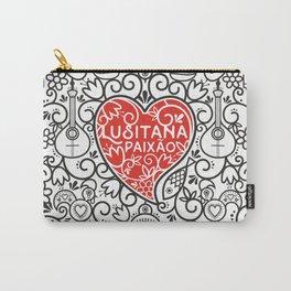 Lusitana Paixão Carry-All Pouch