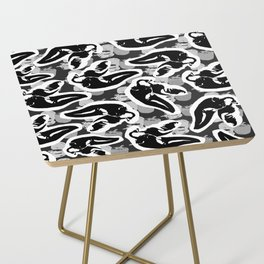 Hot Tossed Side Table