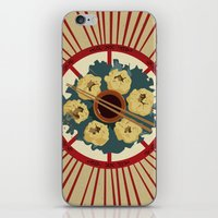 food iPhone & iPod Skins featuring Food by Tonz