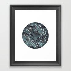 Shrouded Framed Art Print