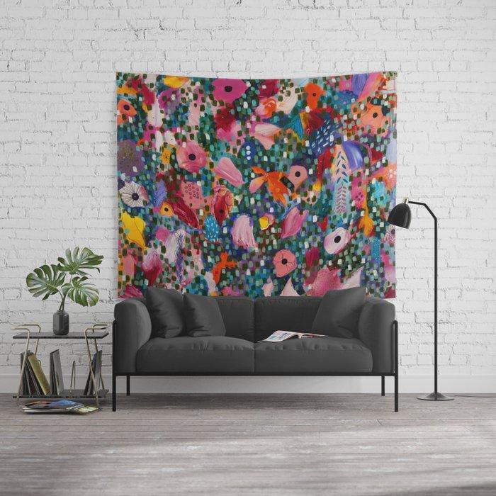 Kabloom #10 Wall Tapestry