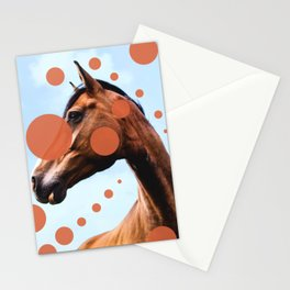 Horse dream Stationery Cards