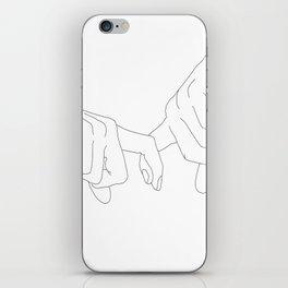 Pinky Swear, iPhone Skin