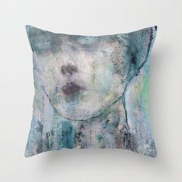 The Prophetess Throw Pillow