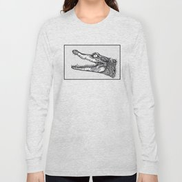 Croc Long Sleeve T-shirt