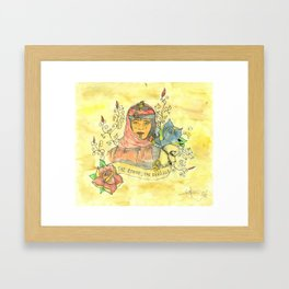 The Roots, The Radicals Framed Art Print