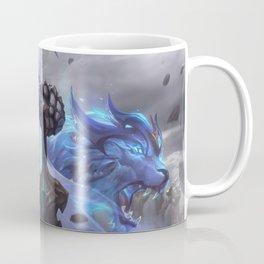 God King Garen League of Legends Coffee Mug