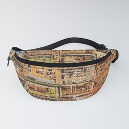Hollywood Road Fanny Pack