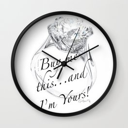 Buy Me This Wall Clock