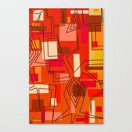 The Hat Dance Canvas Print