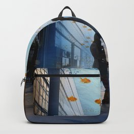 Urban Fish Bowl Backpack