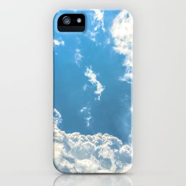 Floating on Air iPhone Case