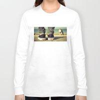 vans Long Sleeve T-shirts featuring vans II. by Zsolt Kudar