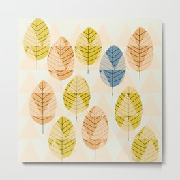 Fall Forest #society6 #buyart #decor Metal Print