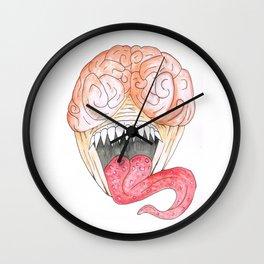Licker Wall Clock
