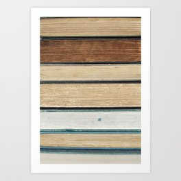 Pages Art Print