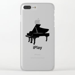 iPlay Clear iPhone Case