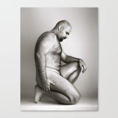 Colossus I Canvas Print