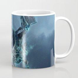 Scary Dragon Coffee Mug