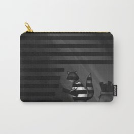 Walking The Line Carry-All Pouch