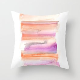 171122 Self Expression 2 Throw Pillow