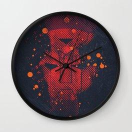 Grunge Transformers: Autobots Wall Clock