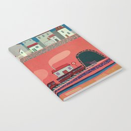 warm village Notebook