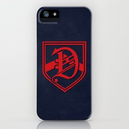 Dalton iPhone Case