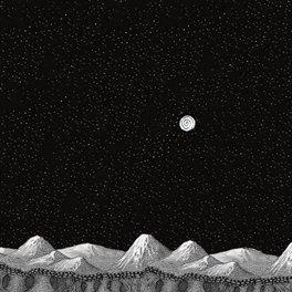 Bath Mat - moon - franciscomffonseca