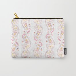 Paisley duck Carry-All Pouch