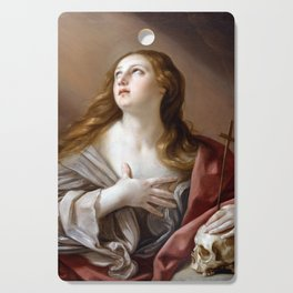 The Penitent Magdalene Cutting Board