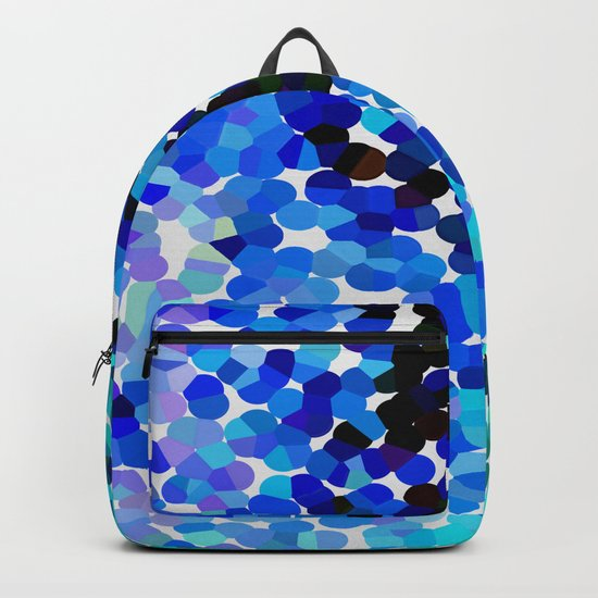 FANTASY-FOREVER IN BLUE DREAMS Backpack