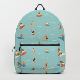 Surfing kids Backpack