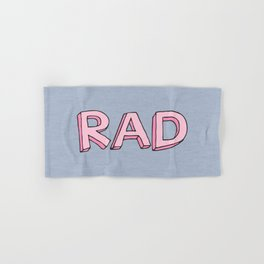 RAD Hand & Bath Towel