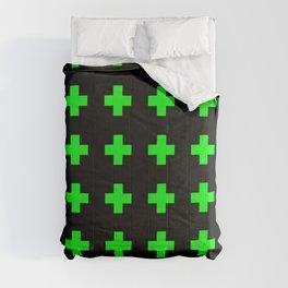 Greek Cross 3 Comforters
