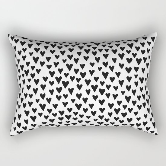 Little Hearts Rectangular Pillow