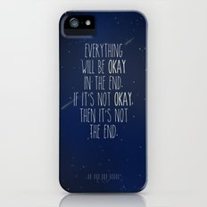 The Fault In Our Stars Slim Case iPhone (5, 5s)