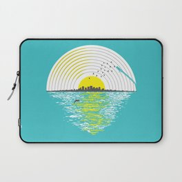 Morning Sounds Laptop Sleeve