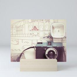 Snapshots Mini Art Print