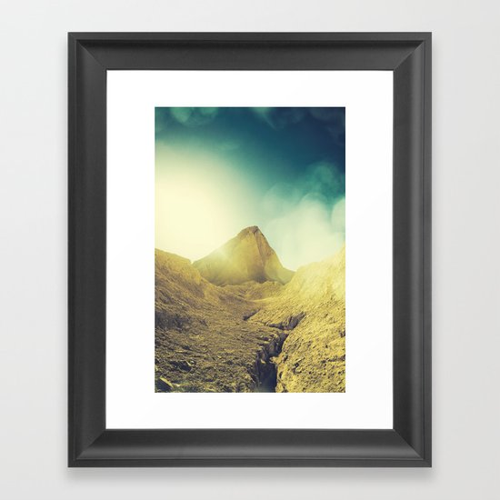Titus 01 Framed Art Print
