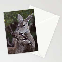 A Tender Moment Stationery Cards