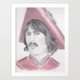 George Sargent Peppers Art Print