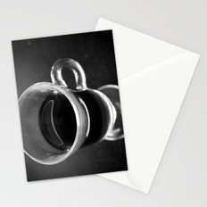 Black As Night Stationery Cards