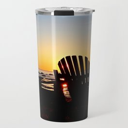 Dream Seats at Sunset Travel Mug
